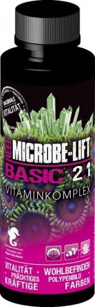 MICROBE-LIFT - Basic 2.1 - Vitaminkomplex 120 ml