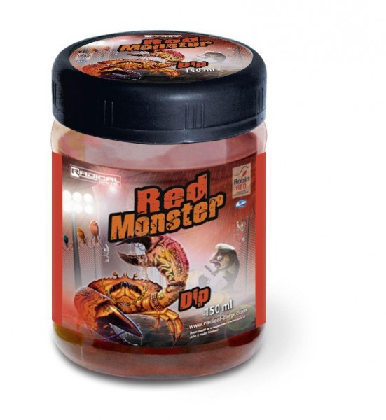 Radical Red Monster Dip 150ml