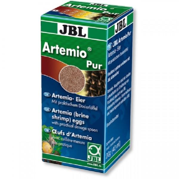 JBL ArtemioPur 40ml - Artemia-Eier zum Herstellen von Lebendfutter
