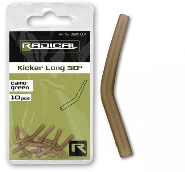 Radical Kicker Long 30° Camo-Green 10Stk