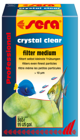 sera crystal clear Professional 12 Stk.