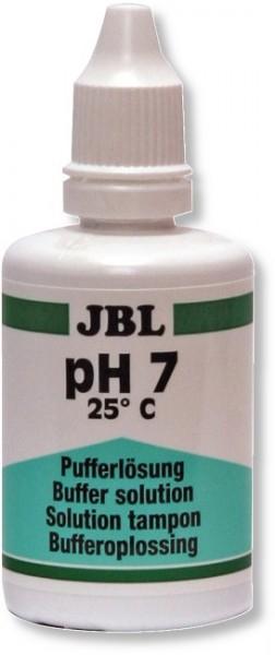 JBL Pufferlösung pH 7,0 50ml - Kalibrierflüssigkeit mit pH 7,0 für pH-Elektroden