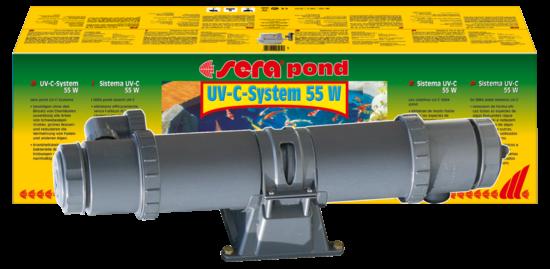 sera pond UV-C-System 55W