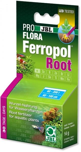 JBL PROFLORA Ferropol Root - Düngetabletten für kräftige Pflanzenwurzeln im Aquarium