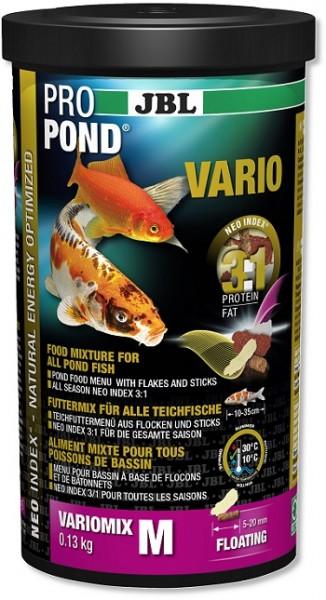 JBL ProPond Vario - Futtermix für alle Teichfische