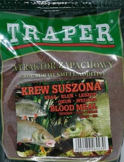 Traper Smell Additive Blood Meal 250g