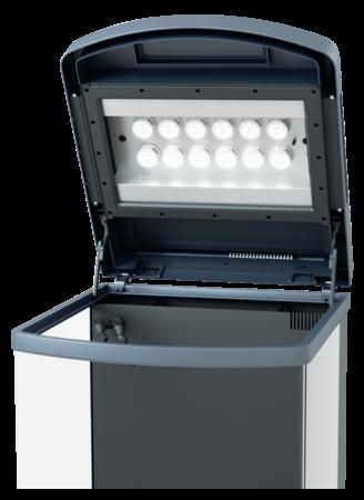 sera LED-Abdeckung komplett für Biotop LED Cube 130 XXL
