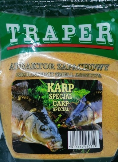 Traper Smell Additive Carp Special 250g
