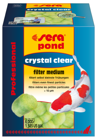 sera pond crystal clear Professional 350 g