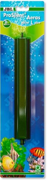 JBL ProSilent Aeras Micro Plus - Extra breiter Ausströmerstein für feine Luftblasen in Aquarien