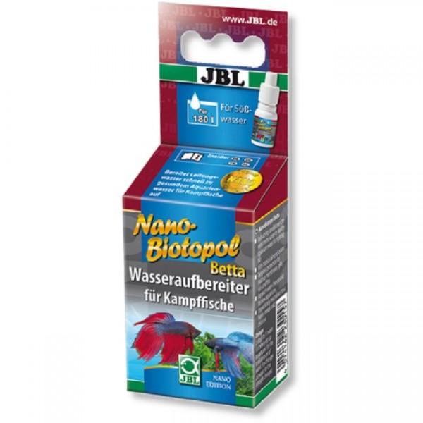 JBL Nano-Biotopol Betta 15ml - Wasseraufbereiter für Kapffische