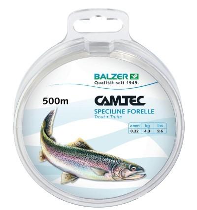 Balzer Camtec SpeciLine Forelle 500m
