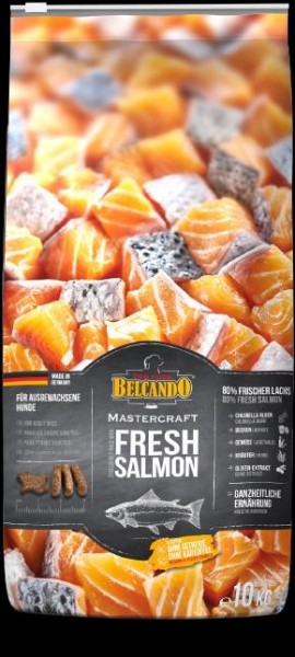 MASTERCRAFT Fresh Salmon