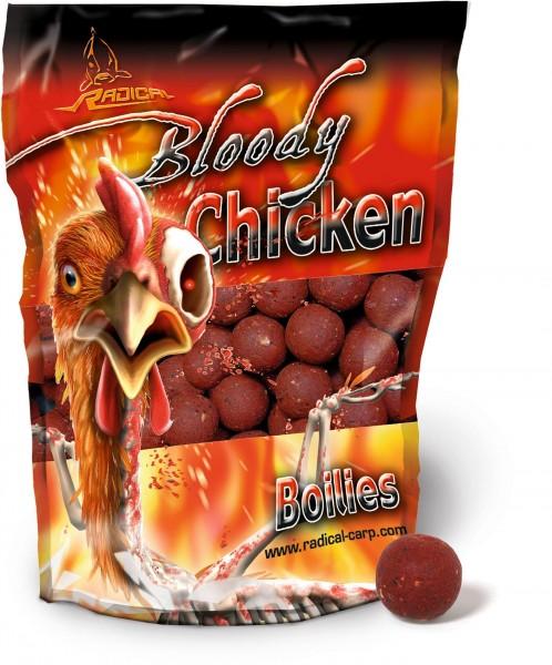 Radical Bloody Chicken Boilie 1kg