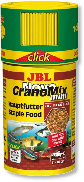 JBL NovoGranoMix mini CLICK 100 ml