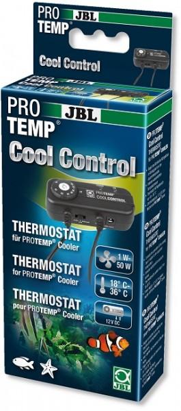 JBL PROTEMP CoolControl - Thermostat zur Steuerung von 12 V Kühlgebläsen für Aquarien