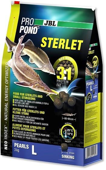 JBL ProPond Sterlet L - Alleinfutter für große Sterlets