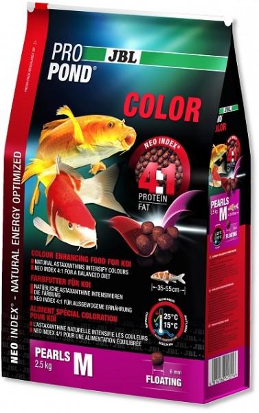 JBL ProPond Color M - Farbfutter für mittlere Koi