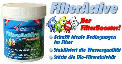 Vanya FilterActive 200g