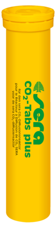 sera CO2-Tabs plus 20 Tabletten