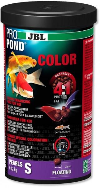 JBL ProPond Color S - Farbfutter für kleine Koi