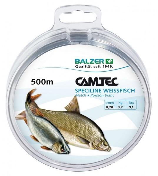 Balzer Camtec SpeciLine Match 500m