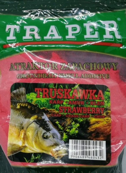 Traper Smell Additive Strawberry 250g