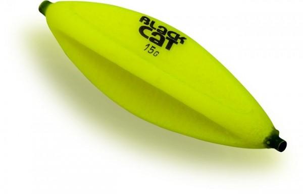 Black Cat Darter U-Float neon gelb 10g/8,0cm