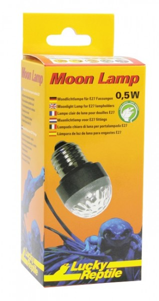 Lucky Reptile Moon Lamp 0,5W