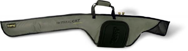 Black Cat Battle Cat Einzelrutentasche 210cm khaki 30cm