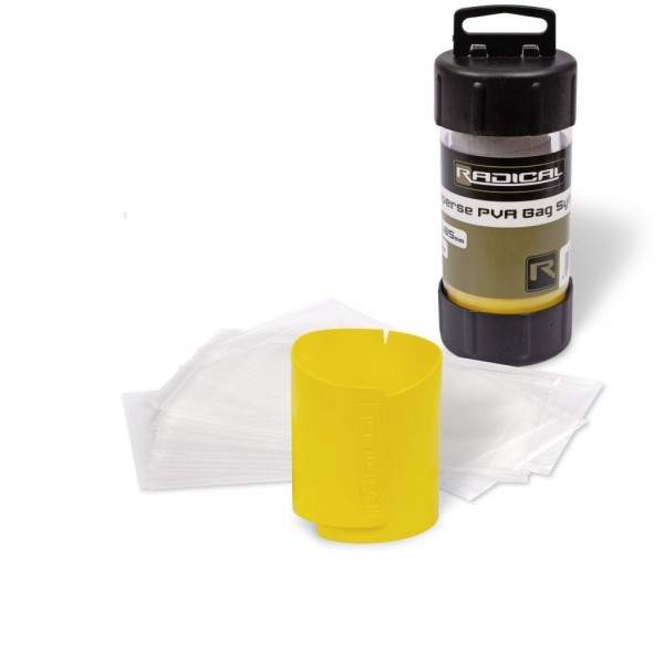 Radical Disperse PVA Bag System 110 x 55 mm 25Stück
