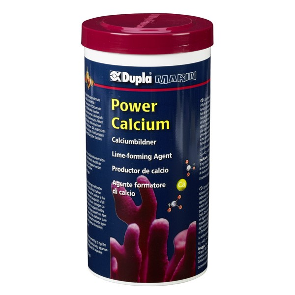Dupla Marin Power Calcium 800g - Pulver