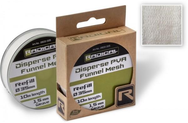 Radical Disperse PVA 35mm Funnel Mesh Refill 10m