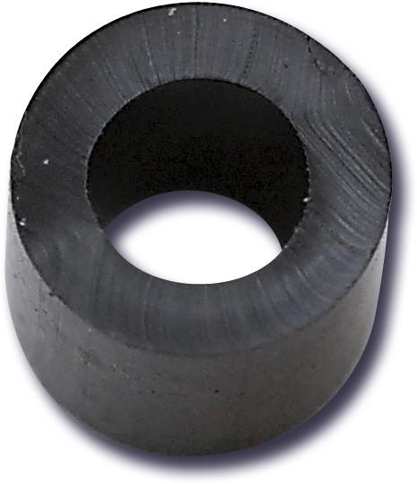 Black Cat Rubber Stop 7mm - Gummistopper