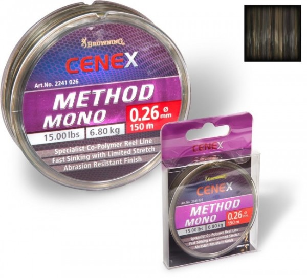 Browning Cenex Method Mono 150m Camo