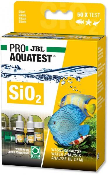 JBL PROAQUATEST SiO2 Silikat - Schnelltest zur Bestimmung des Silikatgehalts in Süß- & Meerwasser-Aq