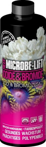 MICROBE-LIFT - Iodide & Bromide - Jod- & Bromidzusatz