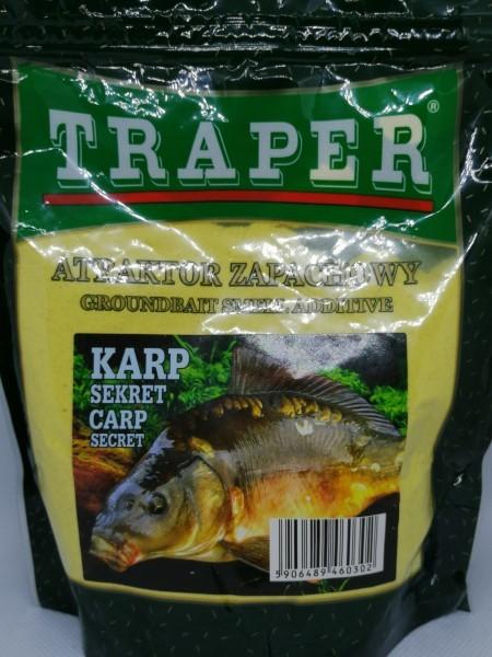 Traper Smell Additive Carp Secret 250g