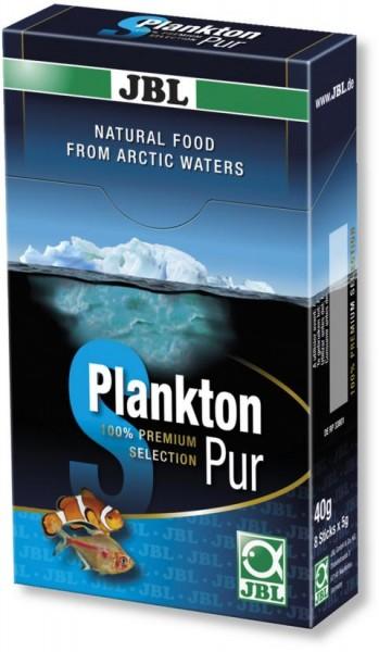 JBL PlanktonPur SMALL - Leckerbissen für kleine Aquarienfische