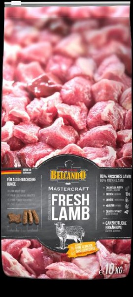 MASTERCRAFT Fresh Lamb
