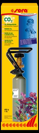 sera CO2-Druckgasflasche 450g