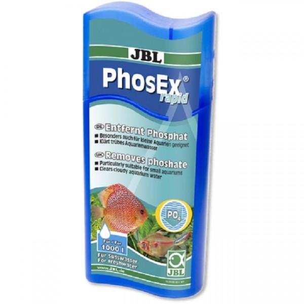 JBL PhosEx rapid - Phosphatentferner für Süßwasser-Aquarien