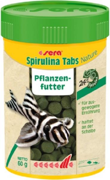 sera Spirulina Tabs Nature