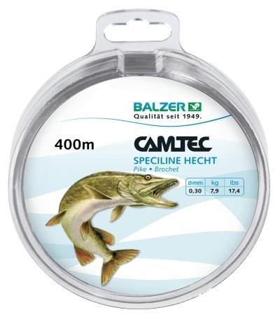 Balzer Camtec SpeciLine Hecht 400m