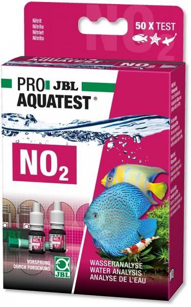 JBL PROAQUATEST NO2 Nitrit - Schnelltest zur Bestimmung des Nitritgehalts in Süß-/Meerwasser Aquarie