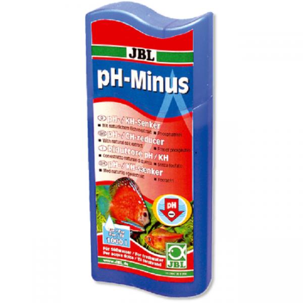 JBL pH-Minus - Wasseraufbereiter zur Senkung des pH-Wertes