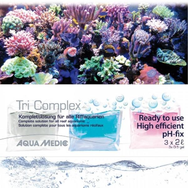 Aqua Medic Tri Complex 3 x 5 L