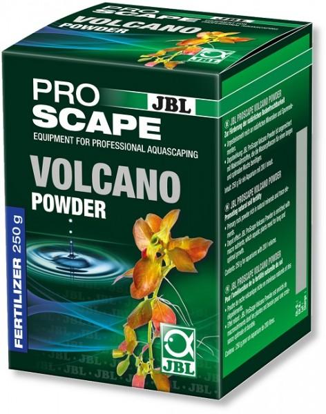 JBL PROSCAPE VOLCANO POWDER 250 g - Langzeit-Bodenzusatz für Pflanzenaquarien