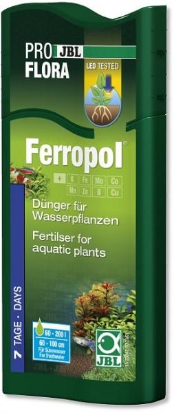 JBL PROFLORA Ferropol - Pflanzendünger für Süßwasser-Aquarien