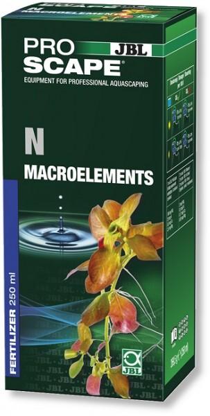 JBL PROSCAPE N MACROELEMENTS - Stickstoff-Pflanzendünger für Aquascaping
